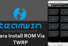 Gambar Cara Menggunakan TWRP untuk Install Custom ROM 5