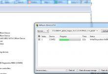 Solusi Redmi 2 yang Mati Total dengan Mi Flash Tool 14