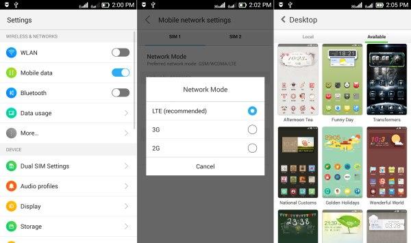 Custom ROM Vibe UI Xiaomi Redmi 2