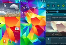 Gambar Cara Install Custom ROM Samsung Galaxy S5 di Andromax C3 3