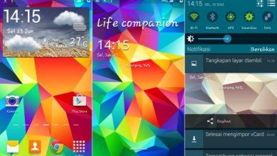 Gambar Cara Install Custom ROM Samsung Galaxy S5 di Andromax C3 7
