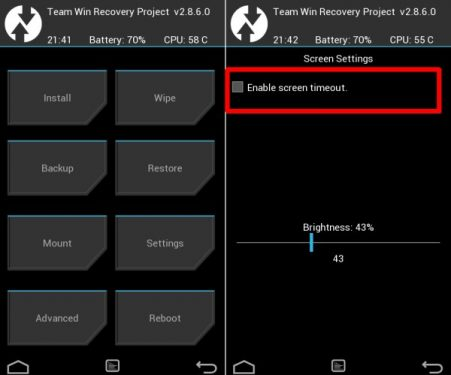 Cara Install TWRP 2.8.6.0 buat Andromax C3 3