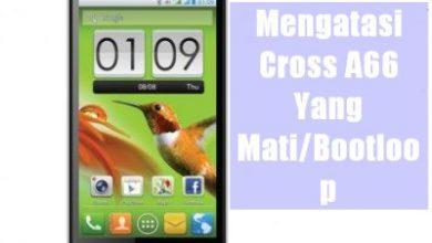 Gambar Cara Install Ulang/Flashing Cross A66 10