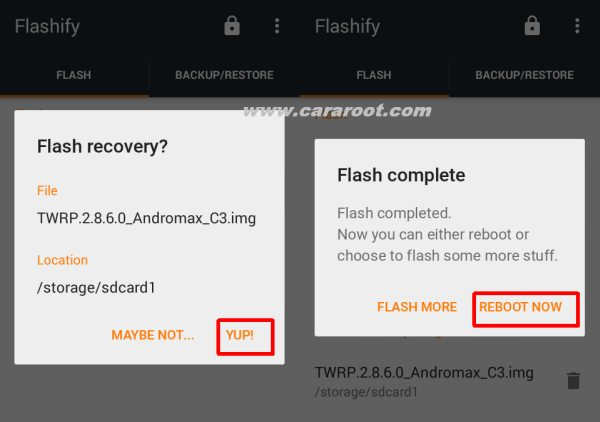flashify suksess