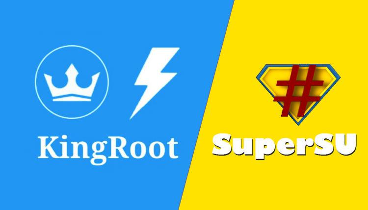 ganti kingroot dengan supersu