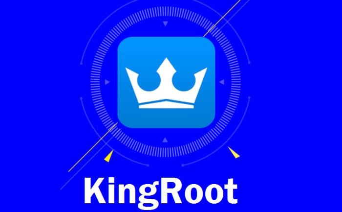 Root dengan Kingroot