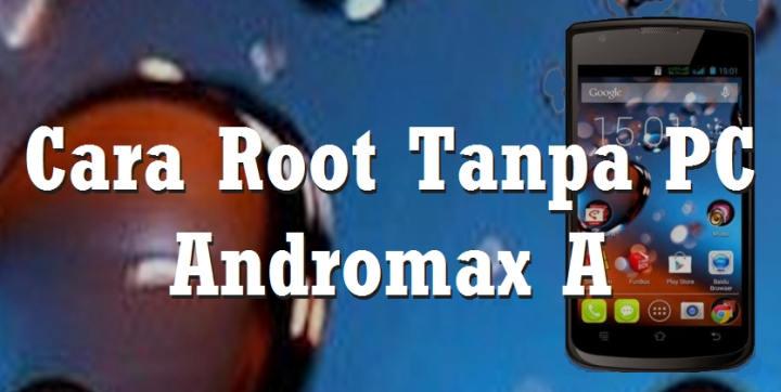 Cara Mudah Root Andromax C3 Tanpa PC