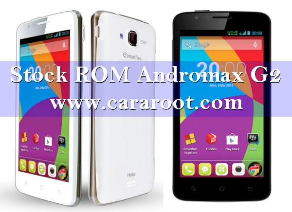 Stock ROM Jelly Bean Andromax G2 (AD681H)