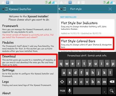 Download Aplikasi Color Status Bar apk gratis untuk Android