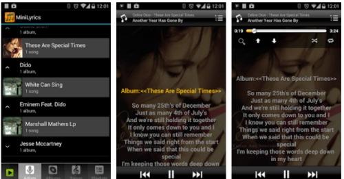 Cara Menambahkan Lirik Lagu di Musik Player Android 1