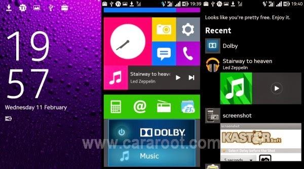 Port ROM Nokia X2 – Smartfren Andromax I3