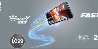Gambar Evercoss Winner Y Ultra - Smartphone Android RAM 2 GB Harga 1 Juta 5