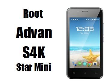 root advan s4k
