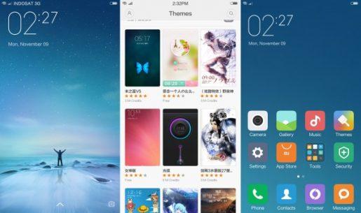 Gambar Port ROM Xiaomi MIUI 7 buat Lenovo A6000 1