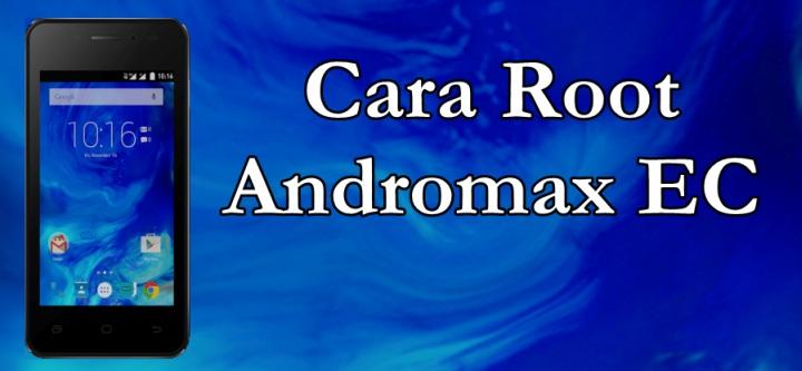 Cara Root Andromax EC C46B2H Tanpa PC