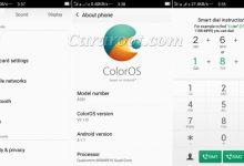 Gambar Cara Install ROM OPPO Color OS Smartfren Andromax E2 2