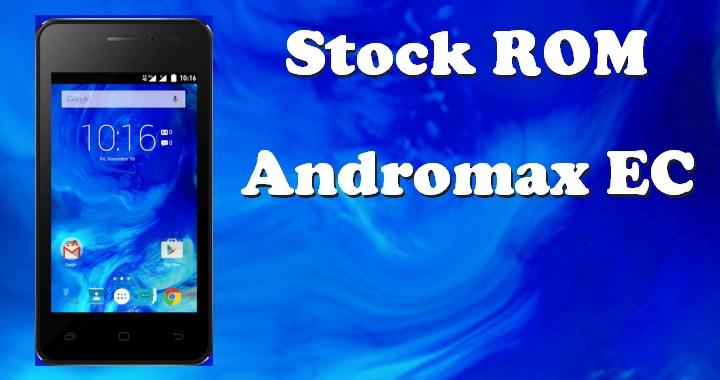 Stock ROM Lollipop Andromax EC