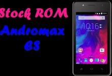 Gambar Cara Instal Stock ROM Andromax ES 4