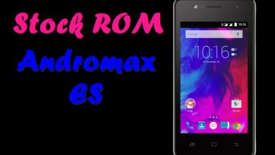 Cara Instal Stock ROM Andromax ES 6