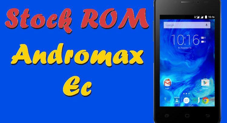 Stock ROM Lollipop Andromax EC 1