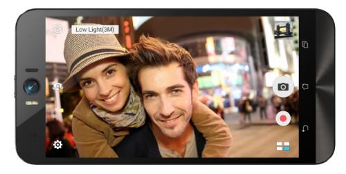ASUS Zenfone Selfie-foto