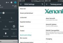 Custom ROM XenonHD Andromax ES 6