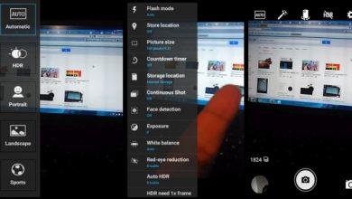 Kamera Snapdragon - Alternatif Penganti Kamera di Custom ROM 5