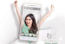 Gambar Oppo F1 - Smartphone Kamera Selfie dengan RAM 3 GB 2