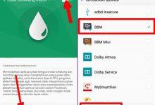 Gambar Tips Pesan BBM Langsung Masuk di Oppo 5