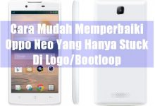 Cara Flash Oppo Neo Stuck di Logo via SDcard 2