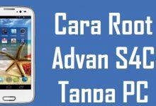 Gambar (Lebih Praktis) Root HP Advan S4C Lewat iRoot 2