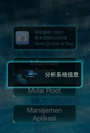 periksa root