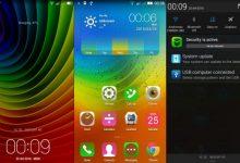 Stock ROM Lollipop Lenovo A6000 Support LTE/4G SIM 2 6