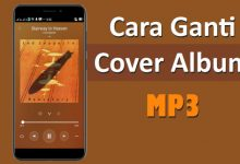 Cara Edit / Mengganti Cover Album Lagu MP3 Lewat Android 12