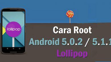 Gambar 2 Cara Root Android Lollipop 5.0.2 / 5.1.1 Tanpa PC (Cepat & Mudah) 3