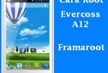 Cara Root Evercoss A12 Tanpa Komputer/PC 5