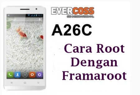 root evercoss a26