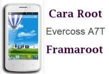 Gambar 3 Aplikasi Root Evercoss A7T Cukup Sekali Klik 2