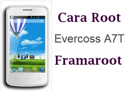 root evercoss a7t