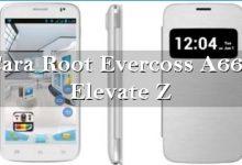 Tutorial Cara Root Evercoss A66S Elevate Z dengan Hape 4