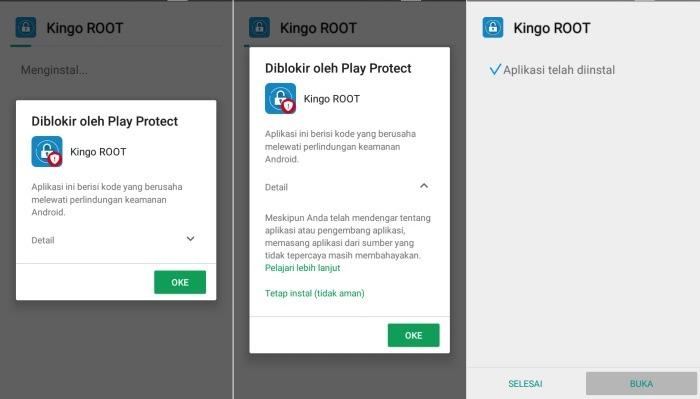 Cara Install Kingroot