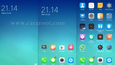 Gambar (Port) ROM Oppo ColorOS 3.0 Lenovo A6000/A6000+ Android 5.1.1 (64-bit) 2