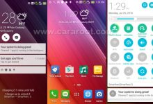 Install Custom ROM ASUS ZenUI buat Andromax A 1