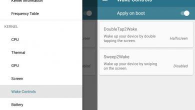 Gambar Cara Mengaktifkan Double Tap To Wake di Stock ROM Lenovo A6000 5