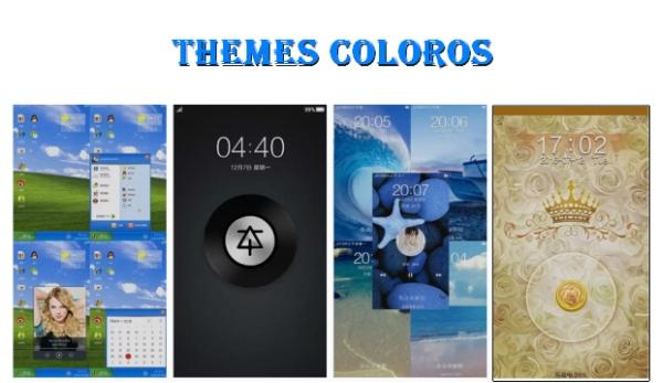 Oppo Neo 7 Theme Update