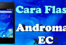 Cara Flashing Firmware Andromax EC dengan PC 3