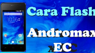 Cara Flashing Firmware Andromax EC dengan PC 5