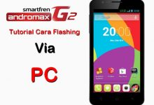 Cara Flash / Install Ulang Andromax G2 ad681h dengan PC 2