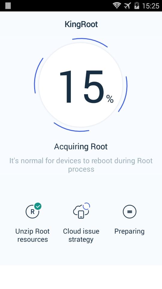 Cara Root Advan Star Tab 7 Tanpa Menggunakan PC / Komputer 3