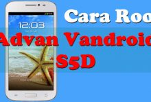 Gambar Cara Meroot HP Advan Vandroid S5D Dengan Root Master 4